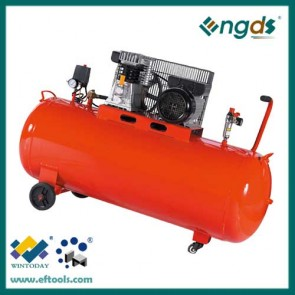 2HP 1.5KW 200L big tank air compressor 184018