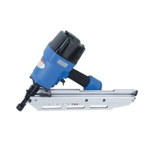 Clipped head framing air gun nailer 199003