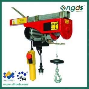 High quality 220V 230V mini electric hoist 200093