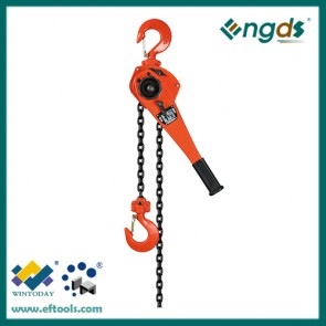 High quality 0.75-9T lever chain hoist 201057