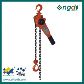 High quality hot sell 0.75-6T ratchet lever chain hoist 201069