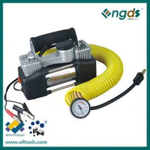 25A 12v portable auto air compressor for car tyres 360019