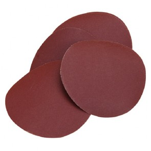"Professional 5"" 125mm fine grit sandpaper"