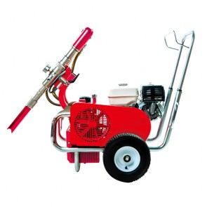 Cleaning Airless Paint Sprayer