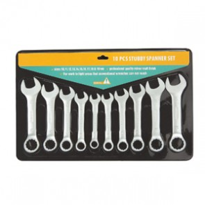 Stubby Combination Wrench Set 230156